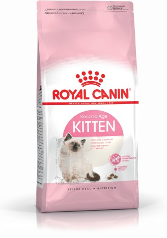 Royal Canin Cat Timeline