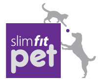 slim fit logo
