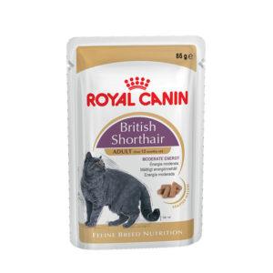 British Shorthair Adult Cat Food