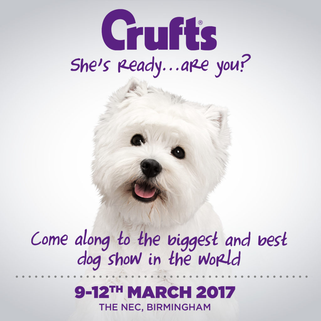 Crufts 2017 - Are you Ready? - ROYAL CANIN®