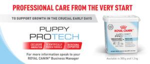 Puppy Pro Tech Web Banners UK