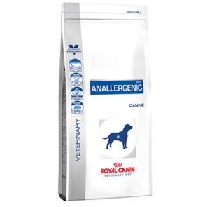 pack anallergenic dog food