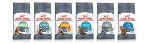 Royal Canin Cat Food Selection
