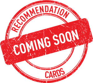 Recommendation stamp