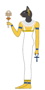 bastet cat goddess