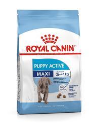 PACKSHOT PUPPY ACTIVE MAXI dog food