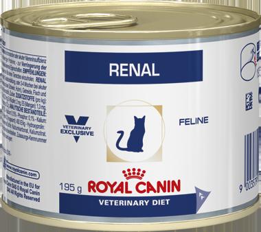 renal feline loaf can royal canin. Black Bedroom Furniture Sets. Home Design Ideas