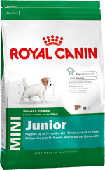 mini junior royal canin. Black Bedroom Furniture Sets. Home Design Ideas