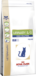 Urinary S/O High Dilution UHD 34