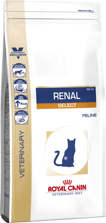 Renal Feline Select Dry Royal Canin 174