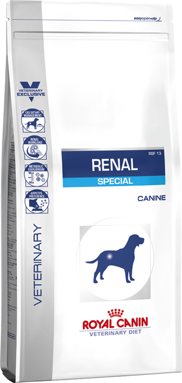 renal canine special dry royal canin. Black Bedroom Furniture Sets. Home Design Ideas